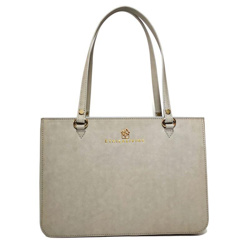 Sustainably sourced, luxury, Vegan Handbag